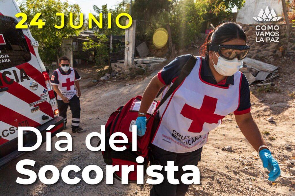 La Cruz Roja es una organización que busca auxiliar a las instancias gubernamentales de todo el mund