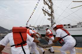 arina ha dedicado sus actividades a proteger el desarrollo marítimo del país.
